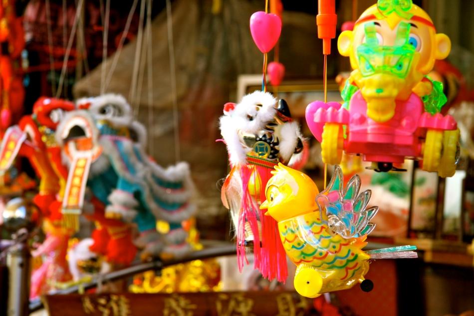 Chinatown Toys
